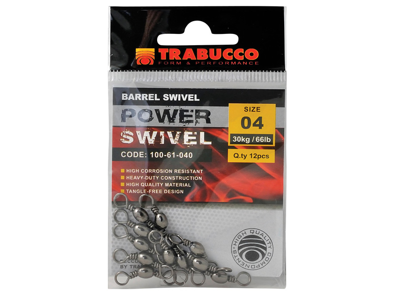 Trabucco Barrel Swivel 14