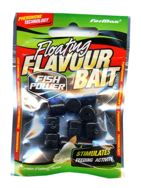 Formax PELLET 10mm-BLACK-SALMON