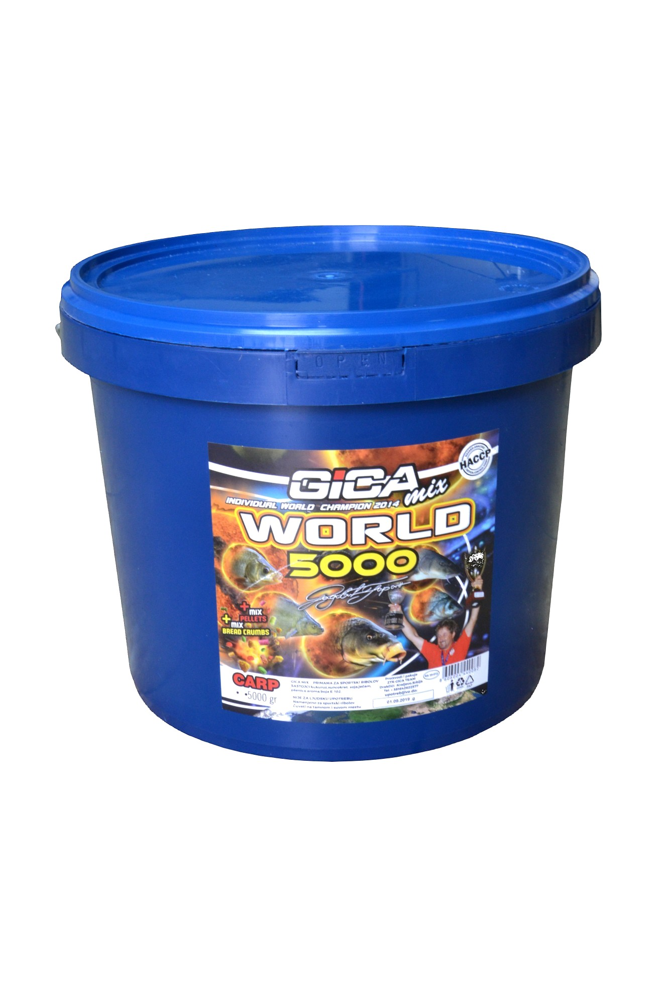 Gica Mix WORLD 5000 LAKE