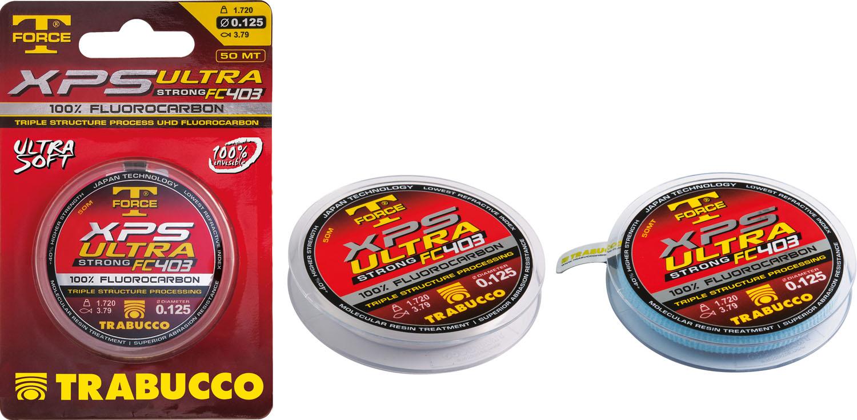 Trabucco Ultra Strong FC 403 50m 0.104mm