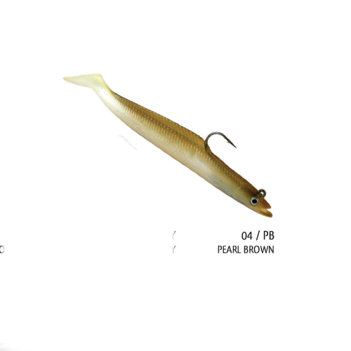 Rapture Rigged Sand Eel 200mm 40gr PB