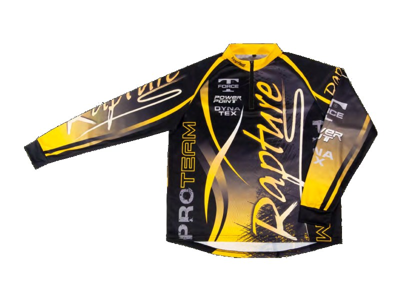 Rapture Pro Team Shirt Long Sleeve XXL