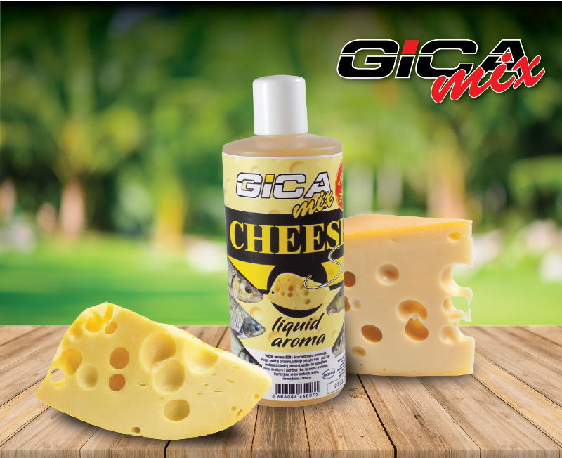 Gica Mix Liquid Aroma 250ml + 50ml Sir