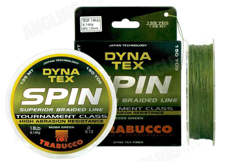 Trabucco Dyna Tex Spin 135m 160