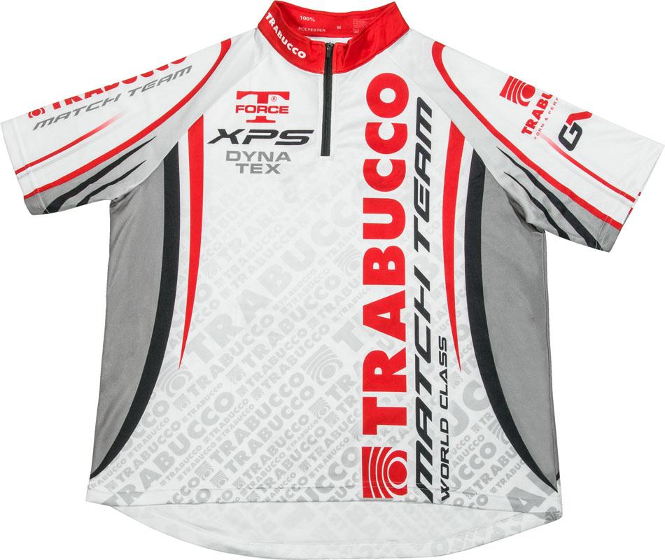 Trabucco Match Team Shirts Short Sleeve XL