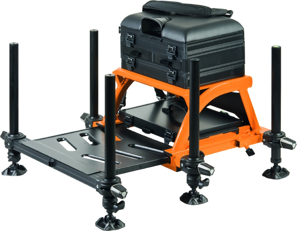 Trabucco Seatbox GNT-X36 Station Plus Orange