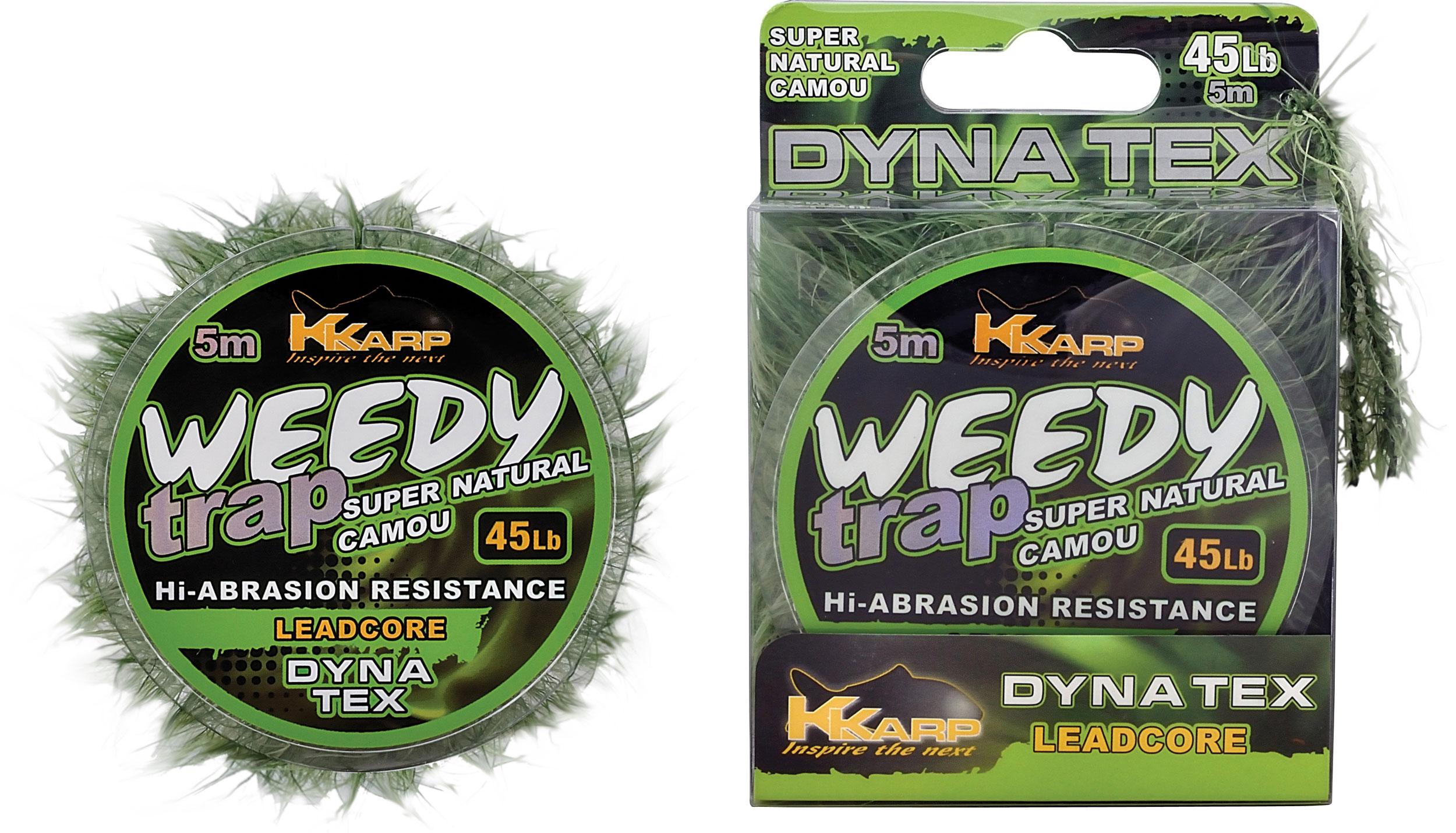 KKarp Weedy Trap Leadcore