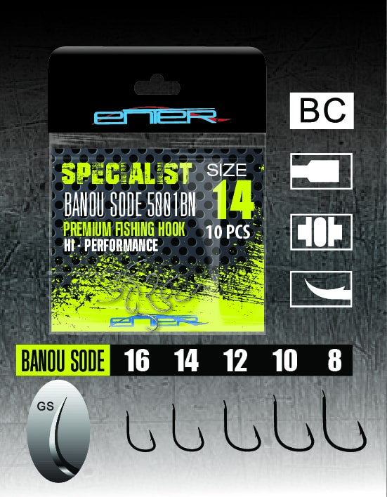 Enter SPECIALIST BANNOU SODE 5001BN #12