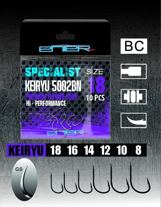 Enter SPECIALIST KEIRYU 5002BN #10