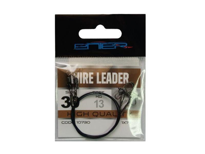 Enter Wire Leader 9kg 30cm