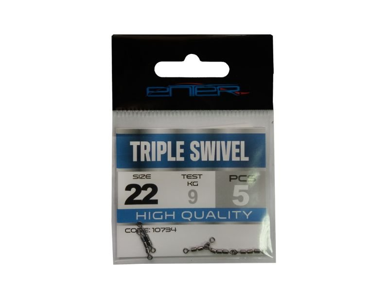 Enter TRIPLE SWIVEL 10733 #20