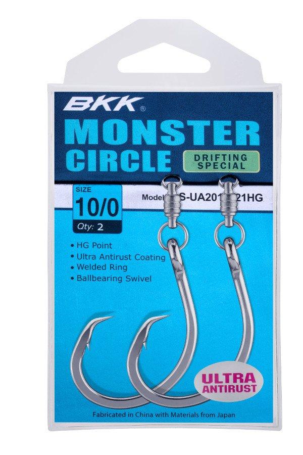 BKK Monster Circle Drifting Special #10/0 SHG2012021