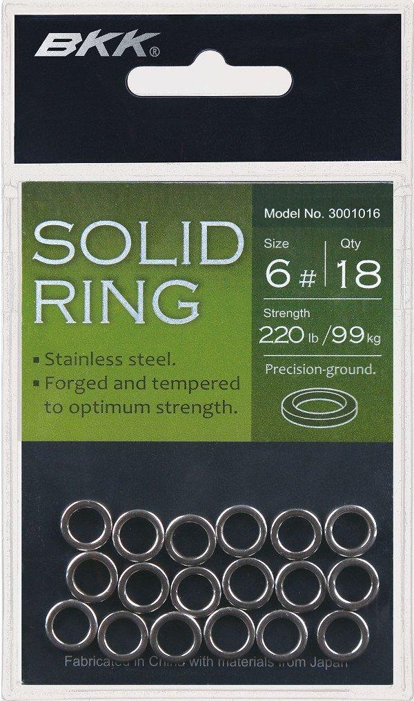 BKK Solid Ring #6 99kg 300201