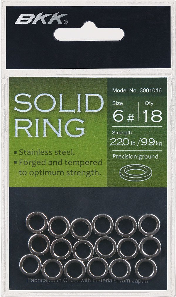 BKK Solid Ring #7 149kg 300201