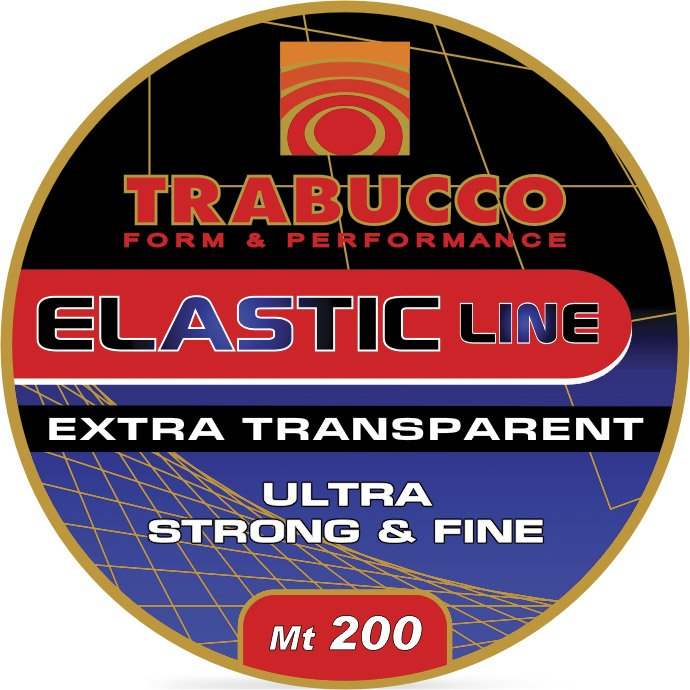 Trabucco ELASTIC LINE 200m