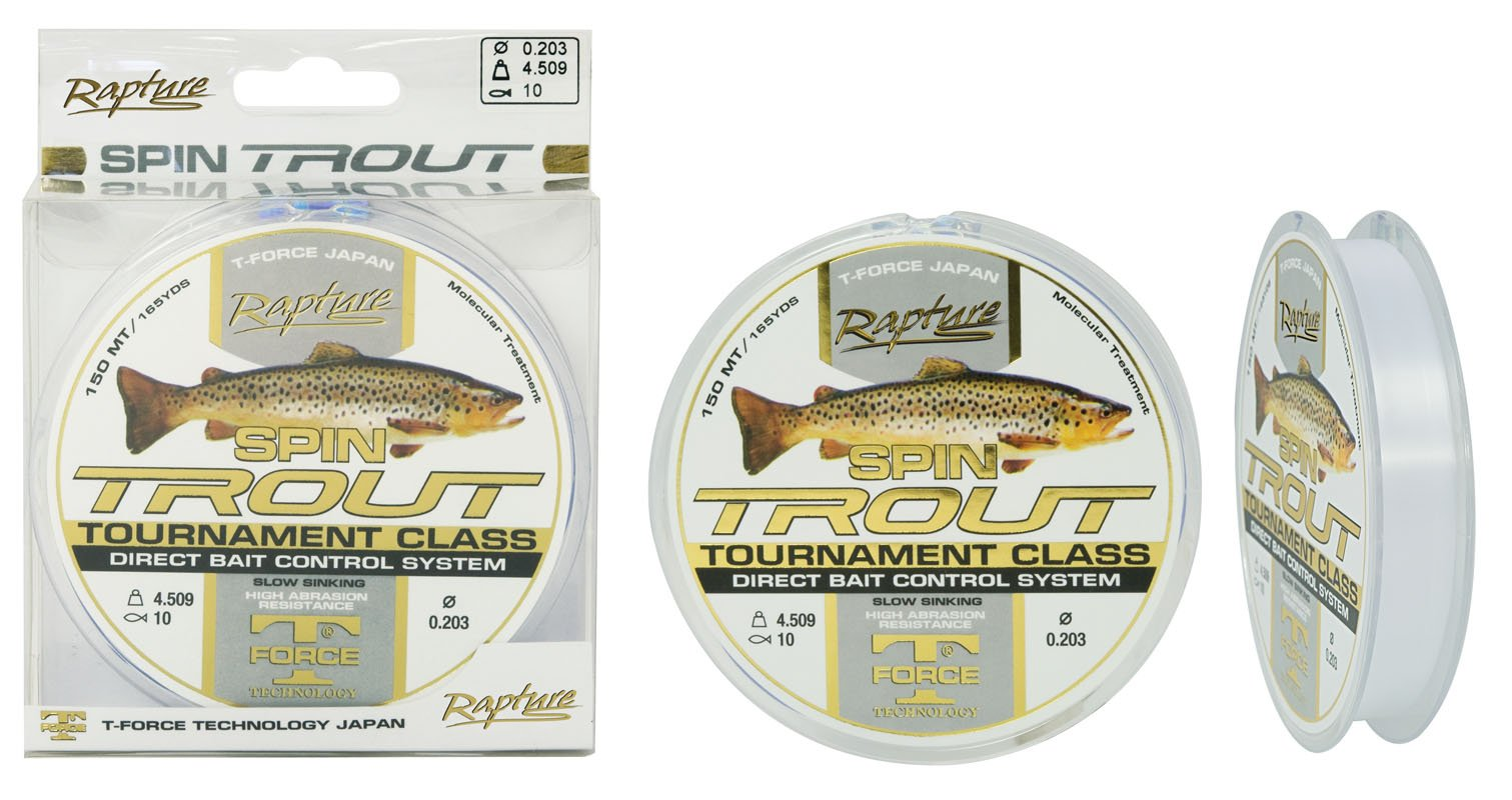 Rapture SPIN TROUT 0.203mm 150m