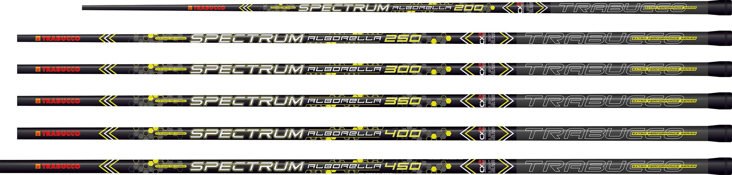 Trabucco SPECTRUM ALBORELLA 4m