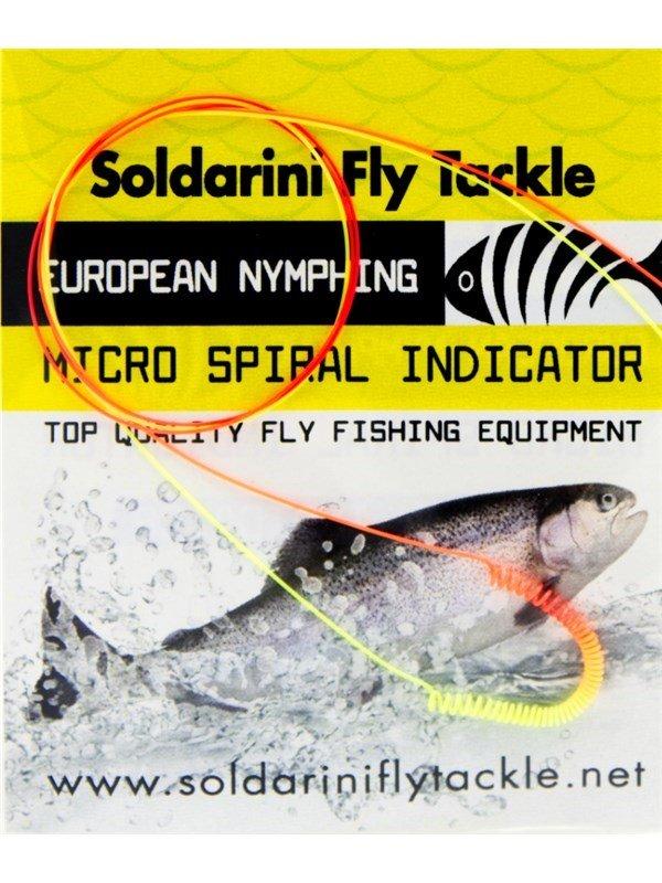 Soldarini Fly Tackle EUROPEAN NYMPHING MICROSPIRAL INDICATOR 0.20mm