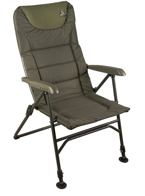 CARP SPIRIT CSC LEVEL CHAIR WITH ARMS