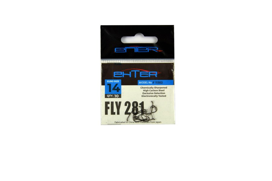 Enter FLY 281 F11352 #14